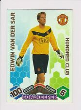 Match Attax  100 CLUB EDWIN VAN DER SAR.MINT.LOT.2