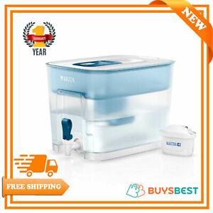 BRITA Flow XL Water Filter Tank 8.2 L Fridge Dispenser Jug + 1 Maxtra+ Cartridge