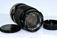 CANON 135MM F3.5 PRIME LENS FD MANUAL FOCUS *EXCELLENT* VERY SHARP VIVID COLOR