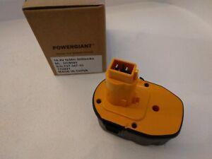 14.4V Battery For Dewalt DC9091 3.0Ah DE9094 DE9091 DE9092 DE9502 DC9091 DW9094