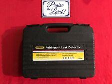 General Tools RLD380L Hand-Held Refrigerant Leak Detector in Case