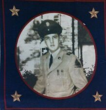 Elvis Presley Army  In Front Of Graceland  Cranston  RARE OOP