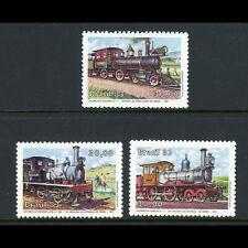 BRAZIL 1983 Locomotives. Trains. SG 2020-2023. Mint Never Hinged. (WD743)