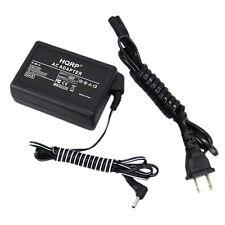 HQRP Adaptador de CA para JVC AP-V10U / AP-V11U / AP-V12U / AP-V13U reemplazo