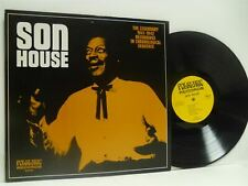 SON HOUSE the legendary 1941-1942 recordings in chronological sequence LP EX+/EX