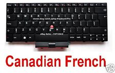 Lenovo Thinkpad Edge 14 15 E40 E50 Keyboard - CF Canadian French