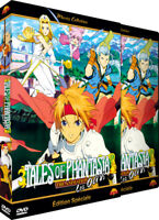 ★ Tales of Phantasia - The Animation ★ Les OAVs - Edition Gold - DVD