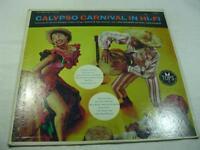 Calypso Carnival In Hi Fi - Ernesto San Miguel - Mono