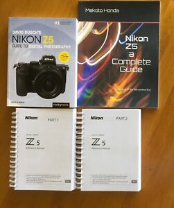 Books and Manuals about Nikon Z5