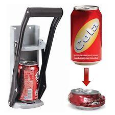 POP può Crusher riciclaggio Tool Aid parete 12oz 350ml Stabilizzatore di latta di BIRRA Regno Unito