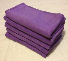 5x Large 60cm x 120cm Microfibre Cleaning Cloth Towel Car Waxing Polishing
