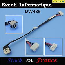 Original laptop DC power jack charging port plug in cable harness 1417-007U000