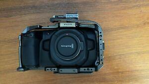 BMPCC 4K | + Tilta Fullcage | Black Magic Poket Cinema Camera 4K