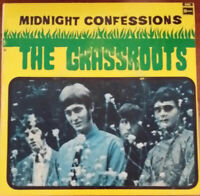 "THE GRASS ROOTS ~ Midnight Confessions ~ 1969 Australian 4-track 7"" vinyl EP~p/s"