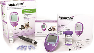 AlphaTRAK 2 Pet Blood Glucose Test Strips for Dogs and Cats - 50 Count