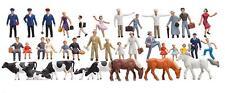 Faller N 155253 Entrée lot de figurines 36 Pièces Neuf