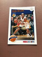 Kobe Bryant Tribute Card: 2019-20 Panini Hopps Basketball - LA Lakes
