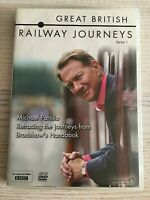 Great British Railway Journeys - Series 1 (DVD, 4-Disc Set)