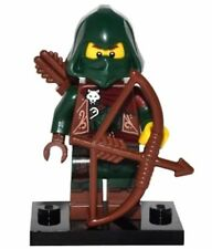 New Lego Collectible Series 16 Mini-Figure ROGUE Archer Minifigure 71013