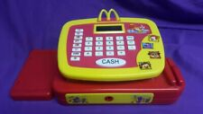 McDonald's Drive Thru Talking Cash Register McDonalds Happy Meal 2004 Electronic