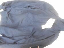US Millitary Navy AMens Lightweight Dark Blue Jacket Size 42 L MFG Ashland