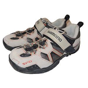 Shimano SH-WM40 Women's Size 7 SPD Moutain Bike Cycling Shoes