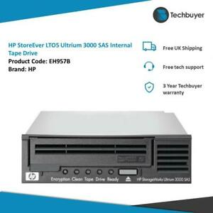 HP StoreEver LTO5 Ultrium 3000 SAS Internal Tape Drive - EH957B