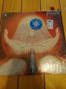 "KITARO ""OASIS"" VINYL RECORD/LP AUDIOPHILE IN SHRINK NM!!!"