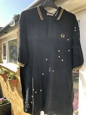 """Fred Perry Rare Twin Tipped Polo Shirt  XXL