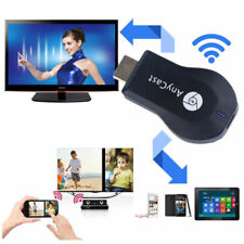 AnyCast M4 Plus WiFi Display Dongle Receiver Airplay Miracast HDMI TV DLNA 1080P