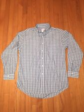 RARE!! Blue Sheep Vintage Brooks Brothers Button Shirt Size Medium M Made in USA