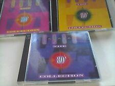 Time Life The 80's 1980,1981,1982,1983,1984,1985    Sammlung