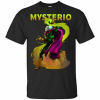Marvel Mysterio T-Shirt Mysterio Far From Home Tee Shirt Short Sleeve S-5XL