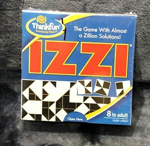 Think Fun ThinkFun Izzi Puzzle - Builds Thinking Skills Through Fun NEW Sealed