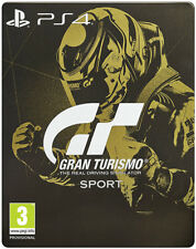 Gran Turismo Sport - Special Edition (PS4) BRAND NEW AND SEALED - QUICK DISPATCH