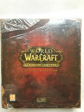 World of WarCraft Mists of Pandaria Collector's Ed (box damaged) - PC New!