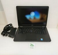 "Dell Latitude E5450 14"" FHD Laptop Intel i5-5300U 2.3Ghz 8GB 320GB HDD WIN 10"