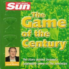 GAA DVD FOOTBALL - DUBLIN V KERRY  -  THE GAME OF THE CENTURY - IRELAND
