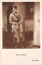 B49057 Rod la Roque army clothes     movie star