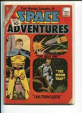 Space Adventures 41 Gd 1961