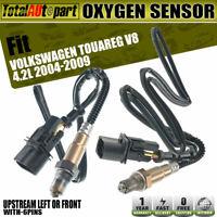 2x O2 Oxygen Sensor for Volkswagen Touareg 2004-2009 V8 4.2L Upstream 250-25008