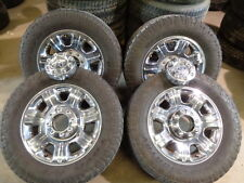 """4- 2015 Ford F250 Lariat Factory 20"""" Wheels & Toyo Tires 05-17 BB419E F350"""