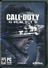 Call of Duty: Ghosts  (PC, 2013)