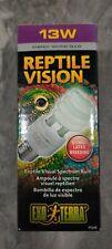 New listing Exo Terra Reptile Vision 13 Watt
