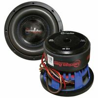 """(1) American Bass HD822 8"""" Woofer, 400W RMS/800W Max, Dual 2 Ohm Voice Coils"""