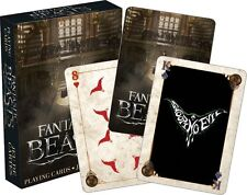 Fantastic Beasts set of 52 playing cards (+ jokers) (nm 52427)
