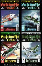 Luftwaffe: 1946 (Vol. 2) 1 2 3 4 Antarctic 1997 Complete Set Run Lot 1-4 VF/NM