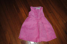 J Crew Collection Crewcuts Barbie Pink Dress NWT Size 3