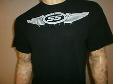 SOLDIER SOUND RECORDS T SHIRT Christian Rap Rapper Worn Print PETIDEE Wing Logo