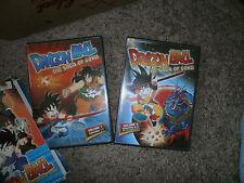 DRAGONBALL 2 DISC THE SAGA OF GOKU EPISODES 1 - 13 W/ INTERACTIVE GAME